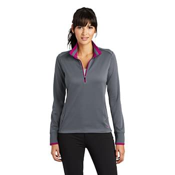 b4602601a647 Nike Ladies Dri-FIT 1 2-Zip Cover-Up. 578674