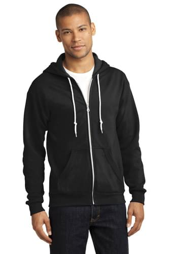 Anvil ®  Full-Zip Hooded Sweatshirt. 71600