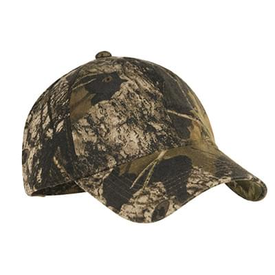 a8a5f1a5bf6 Port Authority   174  Pro Camouflage Series Garment-Washed Cap.