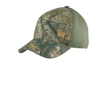 a9337a23b3a Port Authority   174  Camouflage Cap with Air Mesh Back.
