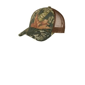 089d3890b43 Port Authority   174  Structured Camouflage Mesh Back Cap. C930