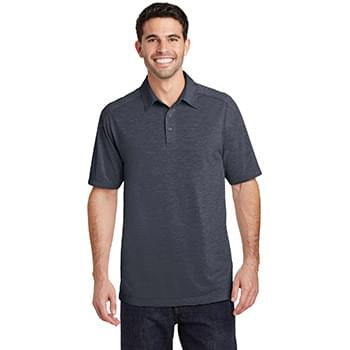 4e087b83b Port Authority ® Digi Heather Performance Polo.